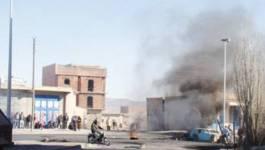 Tebessa : la population de Bir Ater bloque la campagne électorale
