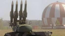Un chasseur bombardier syrien abattu par la défense antiaérienne turque
