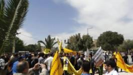 Marche pour l'officialisation de tamazight à Batna et à Kaïs