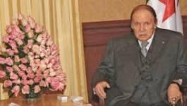 Sale temps pour Bouteflika