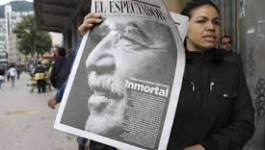 Gabriel García Márquez pleuré par le peuple colombien
