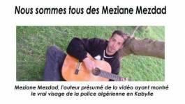 Meziane Mezdad, l'auteur de la vidéo sur les bavures policières, arrêté