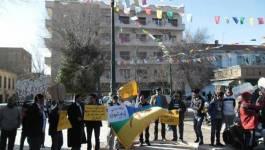 Rassemblement à Batna contre la répression en Kabylie