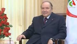 L'élection de Bouteflika pourrait menacer le statut de démocratie de l'Algérie