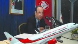 Le CCTA répond à Boultif, PDG d'Air Algérie