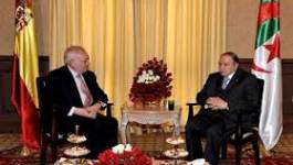 Etranges propos de Bouteflika au ministre espagnol des A.E. (vidéo)