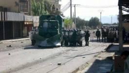 """Jour d'""""élection"""" en Algérie, jour de colère en Kabylie"""