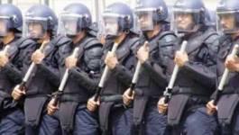 La marche du 20 Avril sauvagement réprimée à Tizi-Ouzou