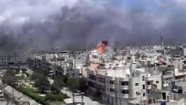 Syrie: la violence redouble en Syrie à un mois de la présidentielle