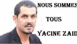 Le bloggeur et militant Zaïd Yassine convoqué mardi devant le juge