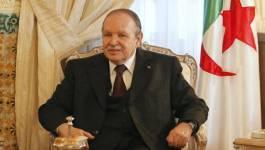 Bouteflika entre les glands et les bluets