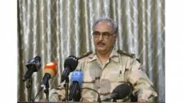 Libye: le Parlement attaqué par des hommes armés