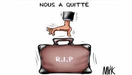 Jean-Louis Hurst inhumé au cimetière de Diar Essâada à Alger
