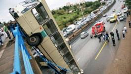 Accidents routiers en Algérie : 961 tués en quatre mois