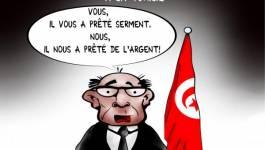 L'Algérie octroie une aide financière à la Tunisie