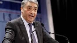 """Benflis : les propositions de révision constitutionnelle sont """"un non sens politique"""""""