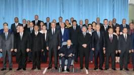Extraits du communiqué du Conseil des ministres
