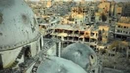 Les rebelles syriens réclament des armes anti-aériennes aux Etats-Unis