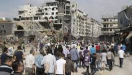 Syrie : des milliers de civils retrouvent Homs dévastée