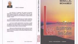 """""""Les Miscellanées du patrimoine Beni safien"""" bientôt en librairie"""