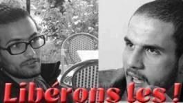 Mohand Kadi et Moez Benncir toujours en prison
