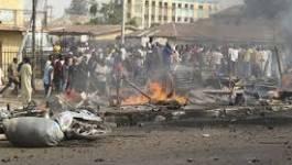 Nigeria : 118 morts au moins dans un double attentat dans le centre