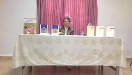 Rencontre-débat avec l'auteur Fatéma Bakhaï à Sidi Bel Abbès