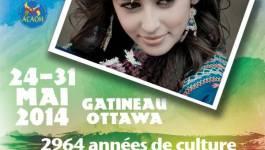 Une Semaine amazighe dans la région de la capitale nationale canadienne