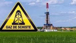 L'option du gaz de schiste: la panique du 4e mandat