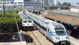 Algérie : le caillassage et le vol de câbles électriques inquiètent la SNTF