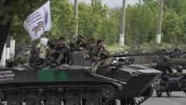 Ukraine : nombreuses et très fortes détonations à Slaviansk, dans l'est