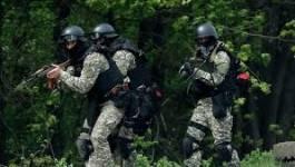 Ukraine : le bastion de la rébellion armée, Slaviansk, encerclé