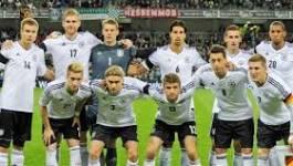 Mondial 2014 : Algérie 1 - Allemagne 2