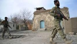 Afghanistan: les talibans tiennent tête à l'armée dans le sud