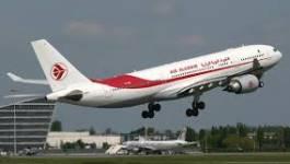 Air Algérie annule trois vols programmés depuis Paris vers l'Algérie
