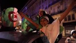 L'Algérie en liesse après la qualification aux 8es de finale