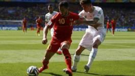 La Belgique prend le dessus sur l'Algérie