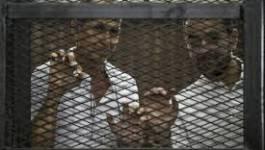 Egypte: lourdes peines de prison contre trois journalistes d'Al-Jazeera