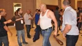 Videurs et barbus s'affrontent au comité central du FLN (vidéo)