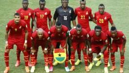 """Mondial/primes : les """"Black Stars"""" du Ghana implosent"""