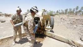 L'armée irakienne lance une offensive pour reprendre Tikrit