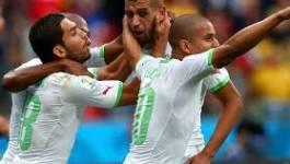 Mondial : Brahimi, Feghouli et Djabou, le trio de fer de l'Algérie