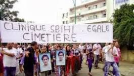 Clinique gynécologie Sbihi de Tizi-Ouzou: des naissances dans l'indignité
