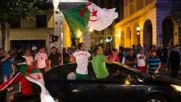 """Algériens et Français : """"Les casseurs, ils nous foutent la honte"""""""