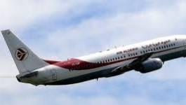 Un avion d'Air Algérie disparaît quelque part au-dessus du nord-Mali