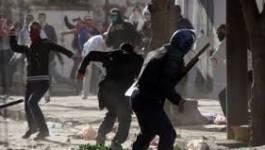 Setif : 4 morts dans des affrontements avec la police