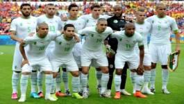 L'Algérie à la 13e place du tournoi, selon le classement FIFA