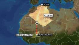 Vol AH 5017 disparu : 6 Algériens parmi les passagers
