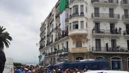 L'Algérie innove: elle fête avec fracas une défaite !