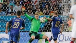 Finale de coupe du monde : Allemagne 1 - Argentine 0